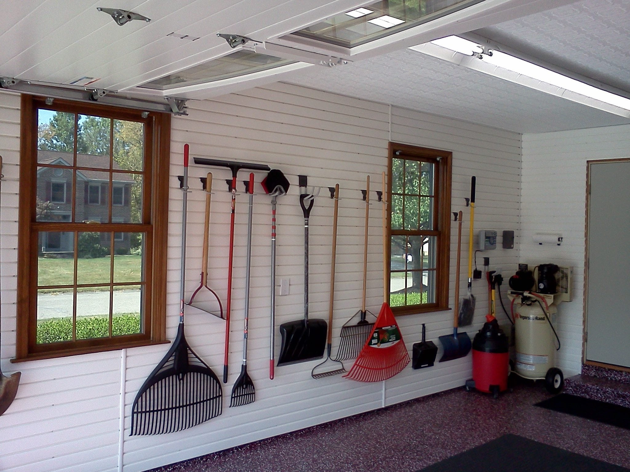 Garage Wall Organization - Ideal Garage Solutions