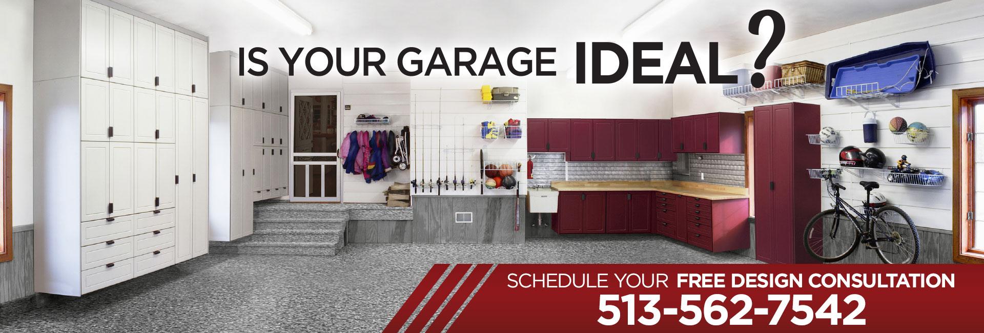 Garage Storage Cabinets Ideal Garage Solutions