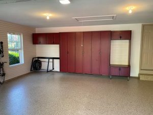 ideal garage storage solutions before